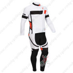 2013 Team PINARELLO Cycling Kit White