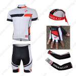 2013 Team PINARELLO Cycling Set Jersey and Shorts+Bandana+Gloves+Arm Sleeves White2013 Team PINARELLO Cycling Set Jersey and Shorts+Bandana+Gloves+Arm Sleeves White
