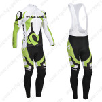 2013 Team Pearl Izumi Cycling Long Bib Kit