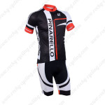 2013 Team Pinarello Cycle Kit Black Red