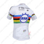 2013 Team Quick Step UCI Bike Jersey White