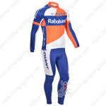 2013 Team RABOBANK Cycling Long Kit