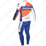 2013 Team RABOBANK Riding Long Kit