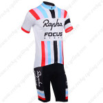 2013 Team RAPHA Cycle Kit White