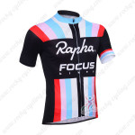 2013 Team RAPHA Cycling Jersey Black
