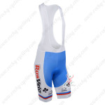 2013 Team RUSVELO Cycling Bib Short Pants