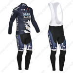2013 Team SAXO BANK Cycling Long Bib Kit Dark Blue