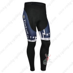 2013 Team SAXO BANK Cycling Long Pants Dark Blue