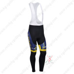 2013 Team SAXO BANK Pro Cycling Long Bib Pants