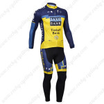 2013 Team SAXO BANK Pro Cycling Long Kit