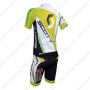 2013 Team SCOTT Bike Kit Green
