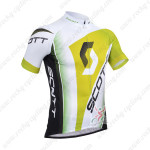 2013 Team SCOTT Cycle Jersey Green