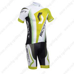 2013 Team SCOTT Cycling Kit Green