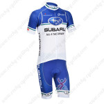 2013 Team SUBARU Pro Bike Kit Blue White