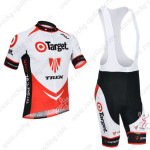 2013 Team TREK Pro Cycling Bib Kit
