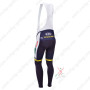 2013 Team Vacansoleil Cycle Long Pants