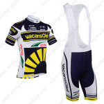 2013 Team Vacansoleil Cycling Kit