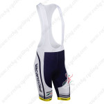 2013 Team Vacansoleil Cycling Bib Short Pants