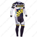 2013 Team Vacansoleil Cycling Long Kit