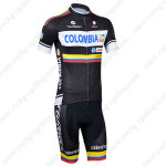 2013 Team colombia Pro Cycling Kit