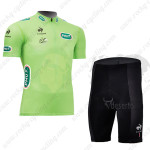 2013 Tour de France Cycling Green Jersey Kit