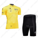 2013 Tour de France Cycling Yellow Jersey Kit