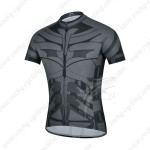 2014 Bat Man Cycling Jersey Black