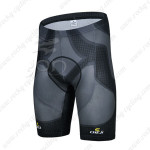 2014 Bat Man Cycling Shorts Black