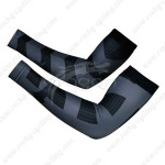 2014 Batman Cycling Arm Warmers Sleeves Black