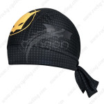 2014 Batman Cycling Bandana Head Scarf Black
