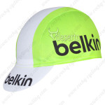 2014 Belkin Cycling Cap White Green