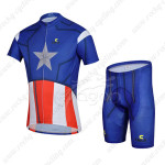 2014 Captain America Cycle Kit