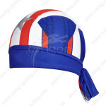 2014 Captain America Cycling Bandana Head Scarf Blue