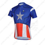 2014 Captain America Cycling Jersey