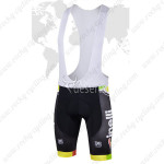2014 Cinelli Santini Cycling Bib Shorts