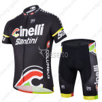 2014 Cinelli Santini Cycling Kit