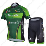 2014 Europcar Cycling Kit