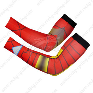 2014 Ironman Cycling Arm Warmers Sleeves