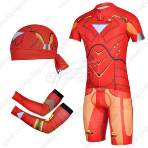 2014 Ironman Cycling Suit+Gears