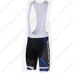 2014 ORBEA Cycling Bib Shorts Black Blue