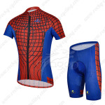 2014 Spider Man Cycle Kit Red Blue