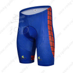 2014 Spider Man Cycling Shorts Red Blue