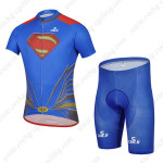 2014 Super Man Bike Kit Blue
