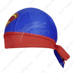 2014 Superman Cycling Bandana Head Scarf Blue
