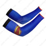 2014 Superman Riding Arm Warmers Sleeves Blue
