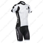 2014 Team ASSOS Cycling Kit White