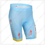 2014 Team ASTANA Cycling Shorts