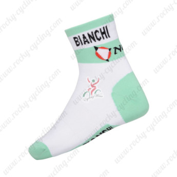 2014 Team BIANCHI Cycling Socks