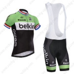 2014 Team Belkin Cycling Bib Kit Red Blue2014 Team Belkin Cycling Bib Kit Red Blue