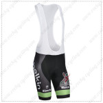 2014 Team Belkin Cycling Bib Shorts